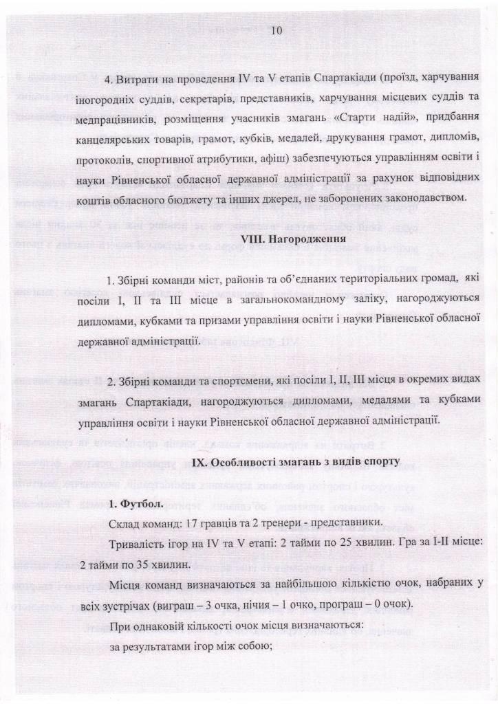 Положення Спартакіада0011