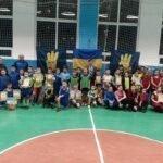 На відділені футболу відбулися змагання з нагоди Дня Соборності України